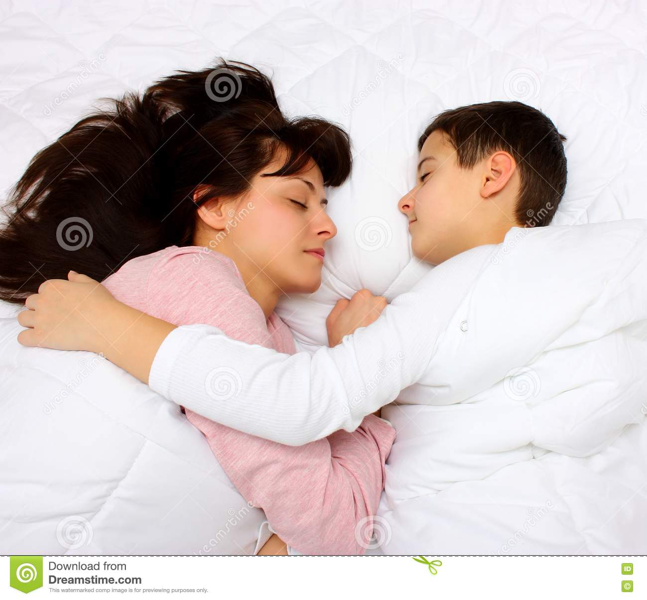 mom fuck sleepy son