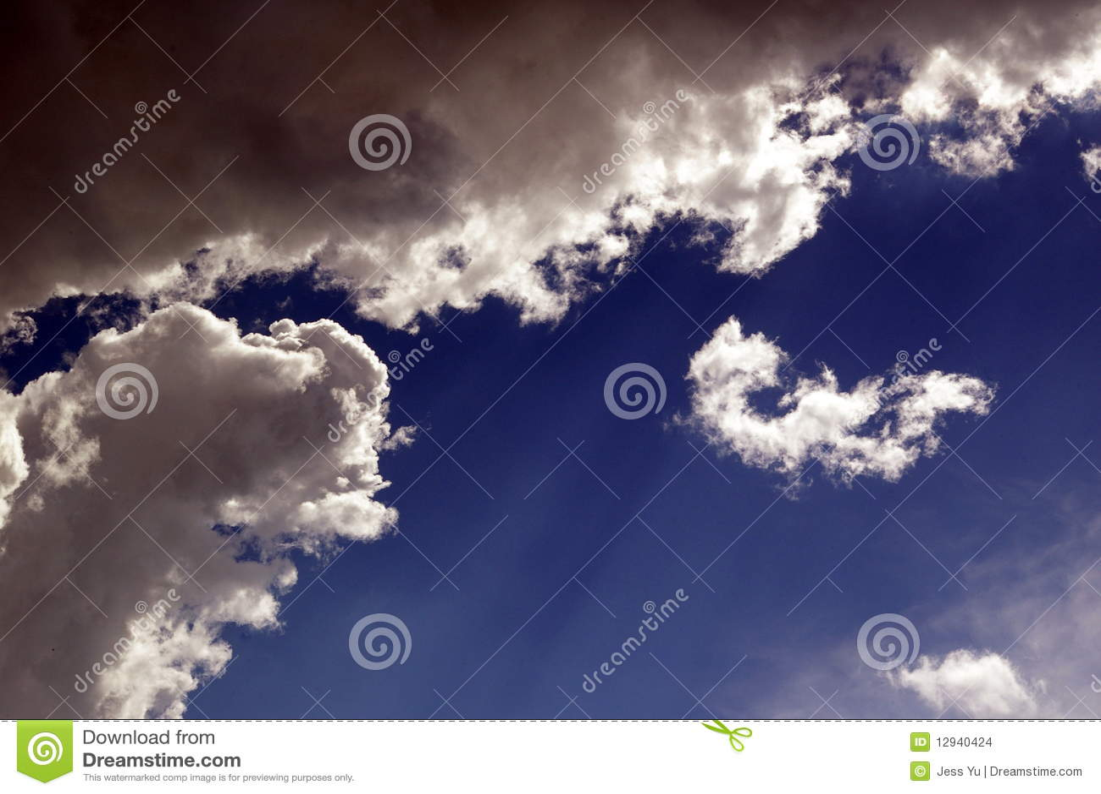 Sonderbarer Himmel
