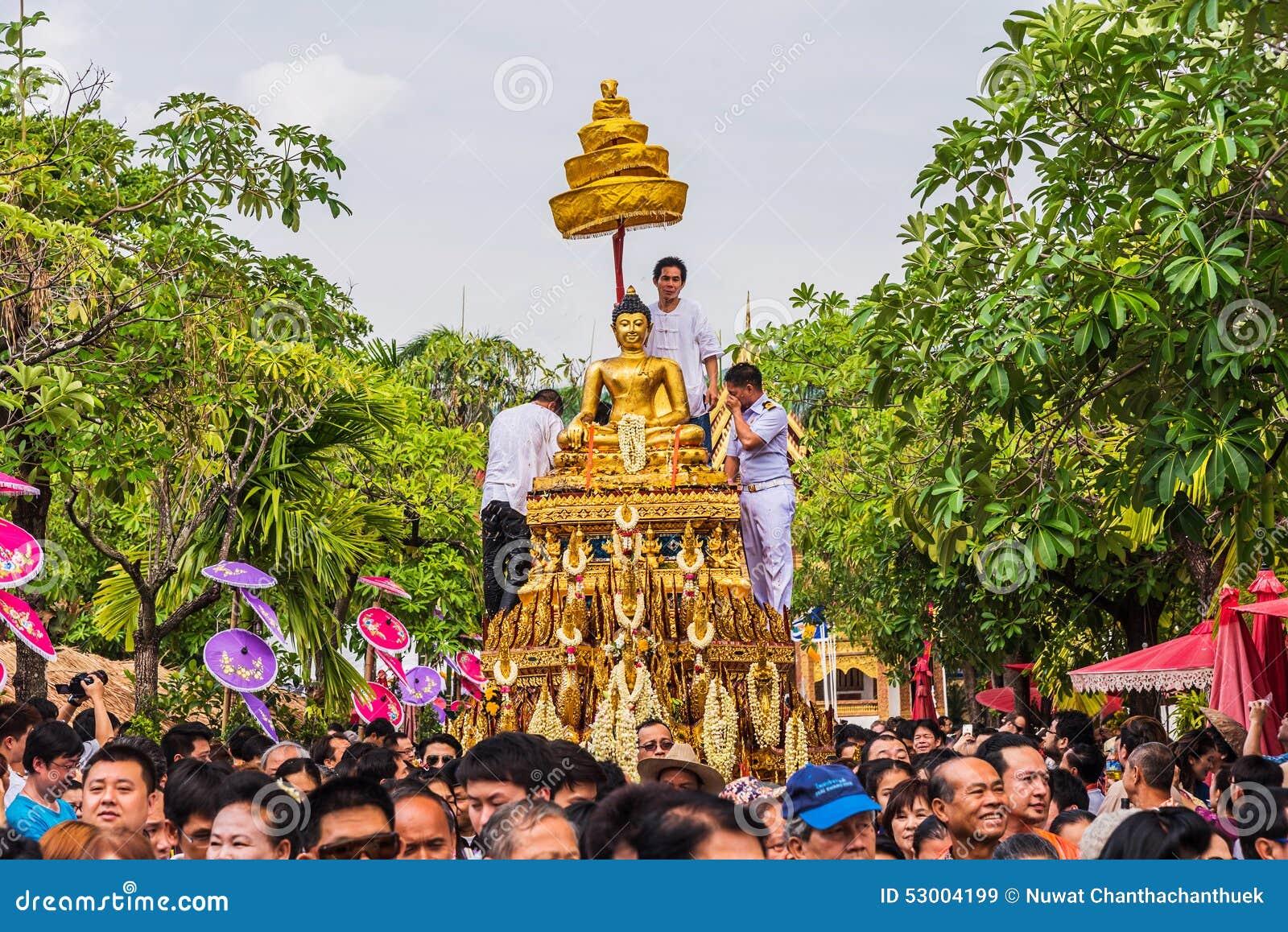 Songkran festiwal