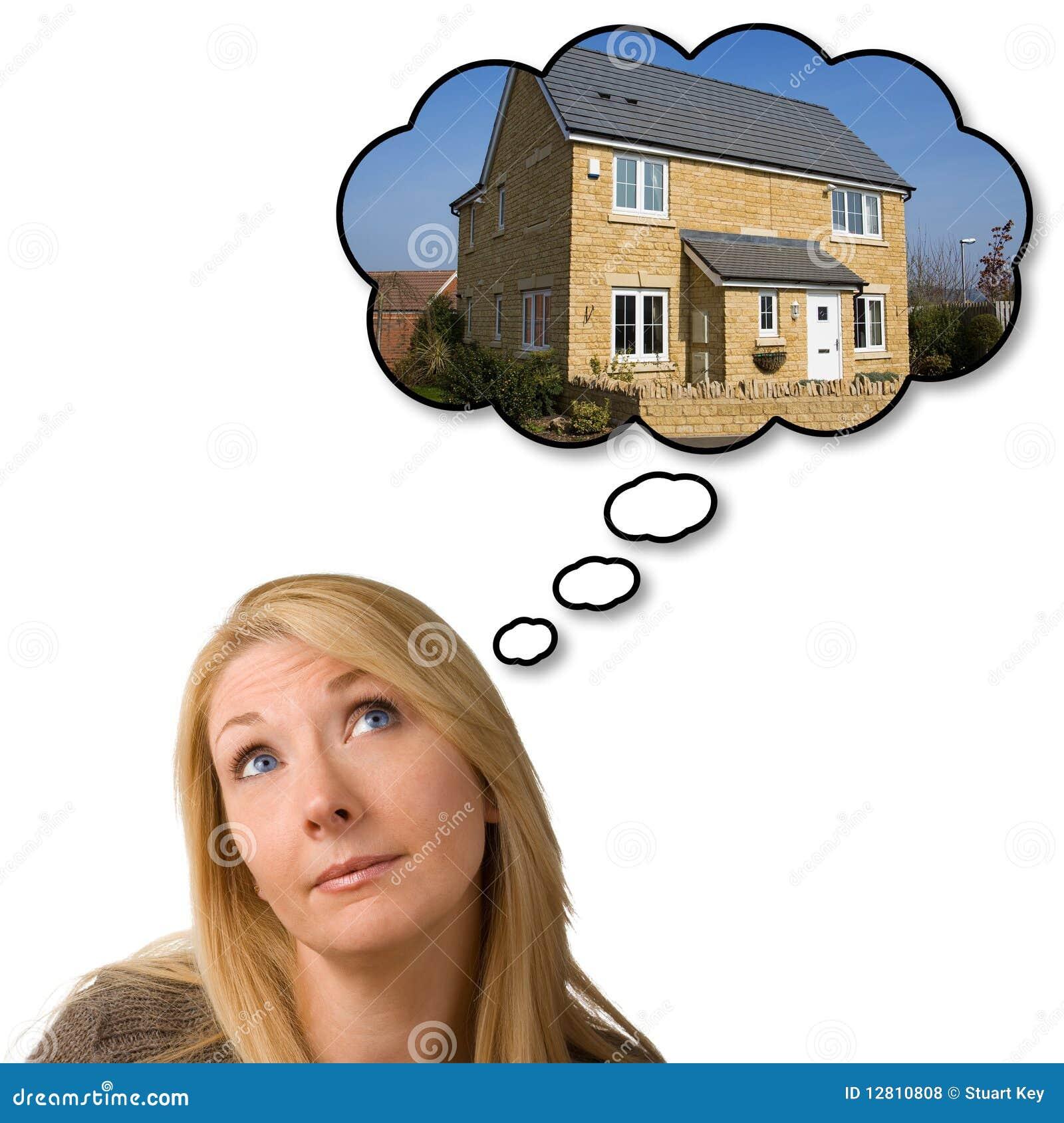 Sonho da casa nova
