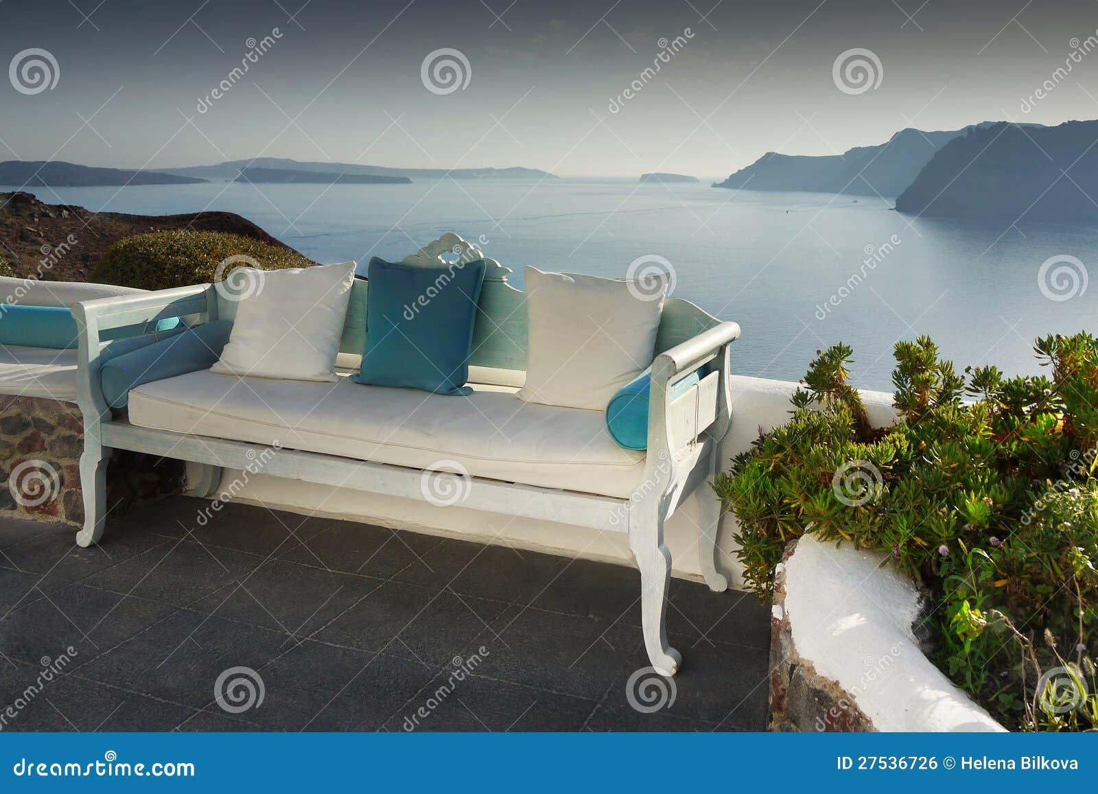 Sonho do verão, Santorini
