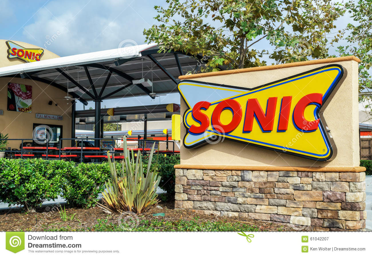 ... drive in restaurant exterior sonic corp is an american drive in fast