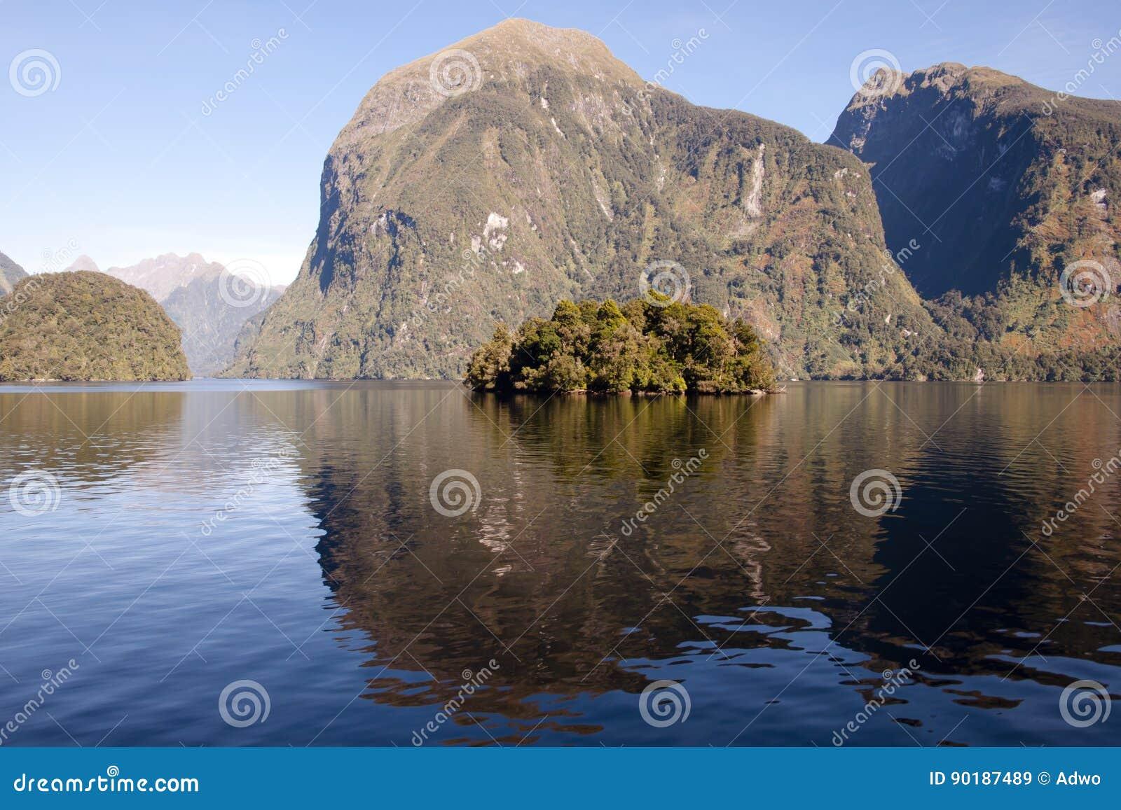 Sonido dudoso - Nueva Zelanda