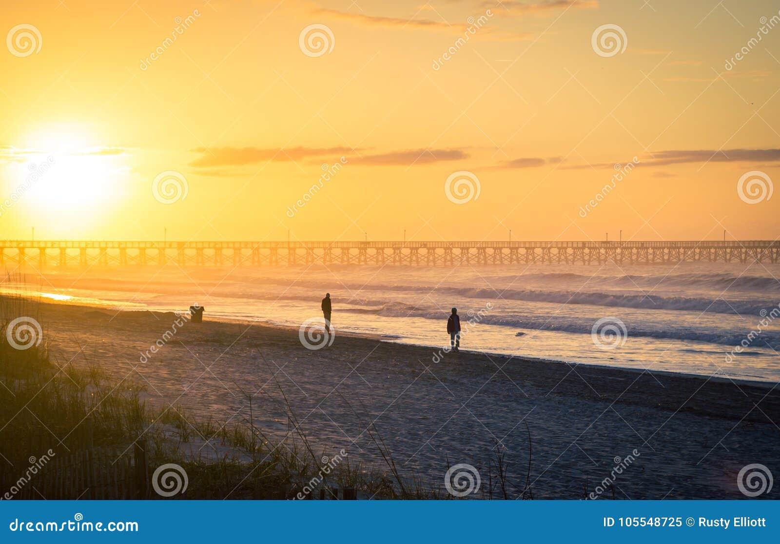 Sonnenaufgang in Myrtle Beach