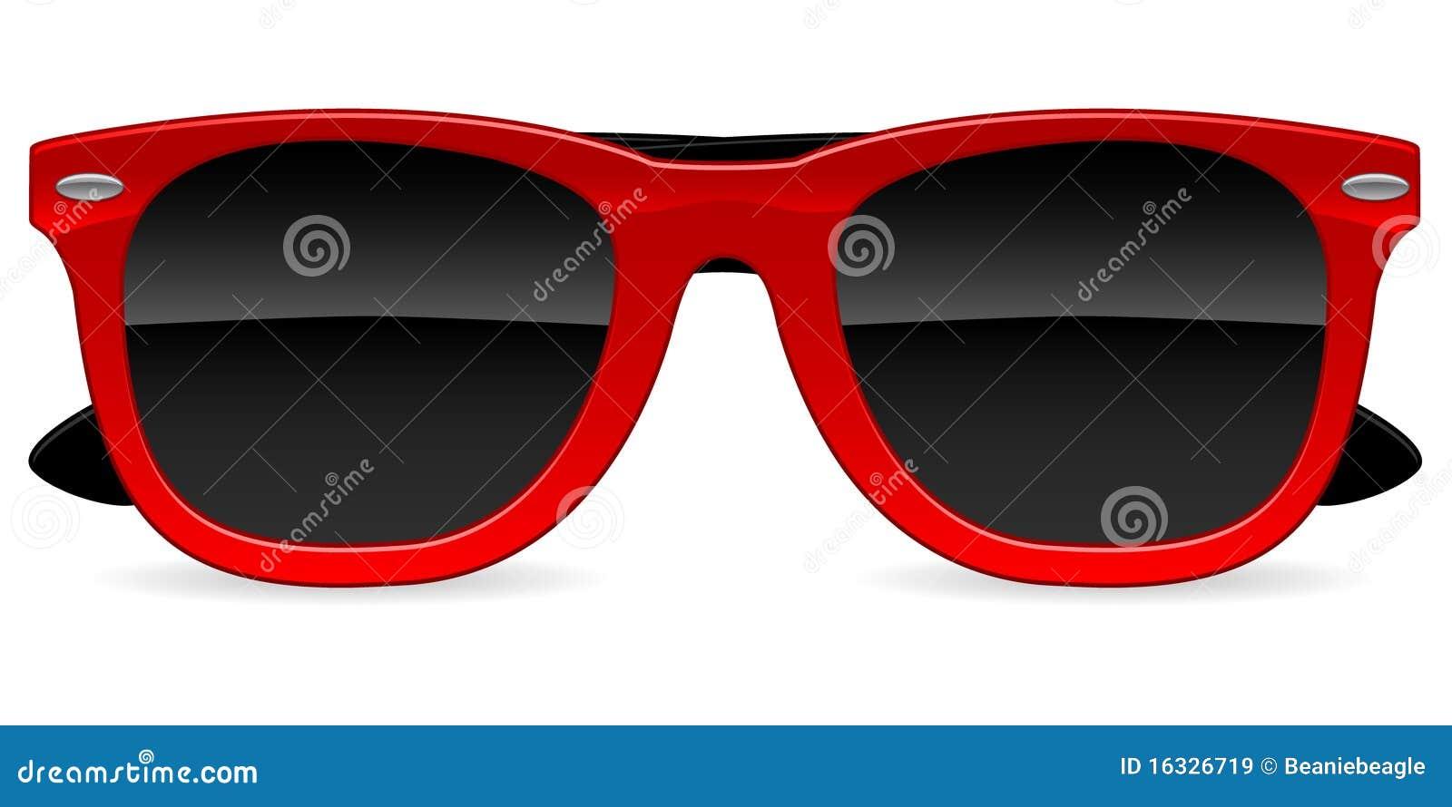 Sonnenbrille-Ikone
