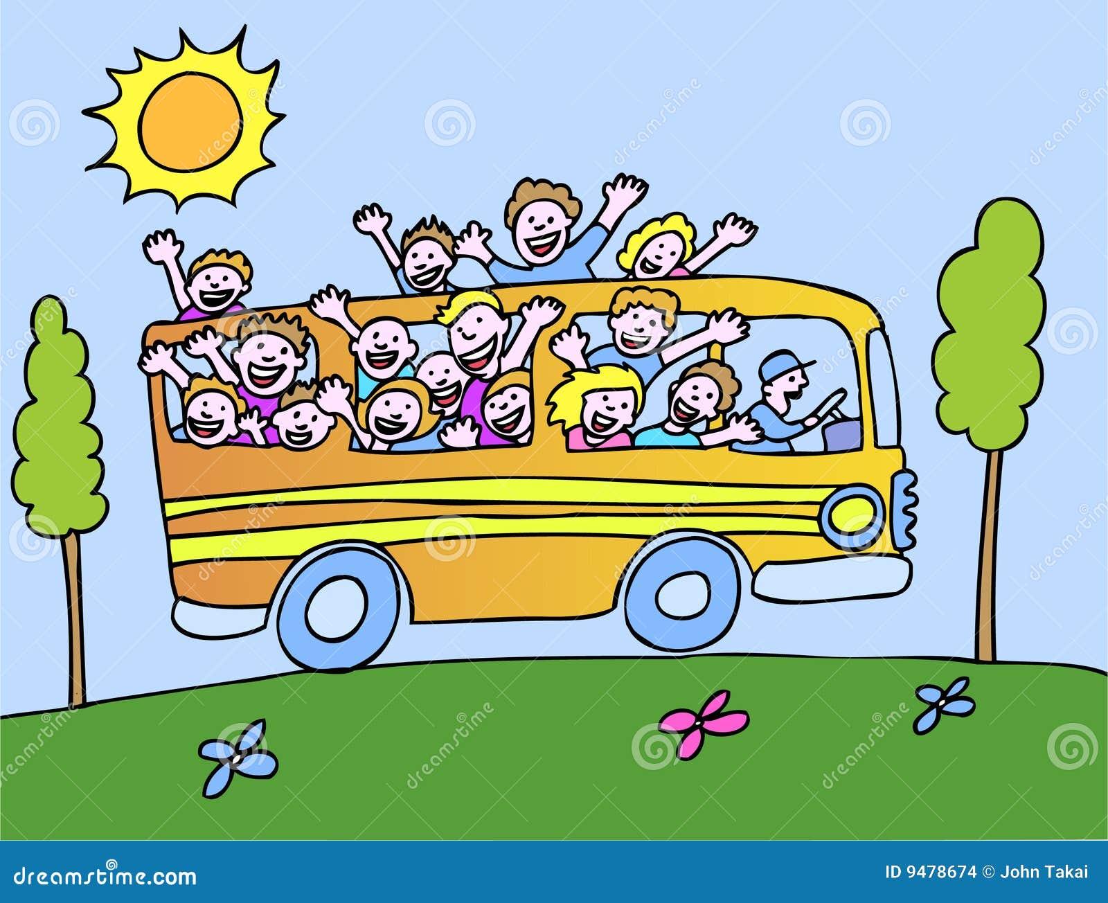 Magic School Bus Tour