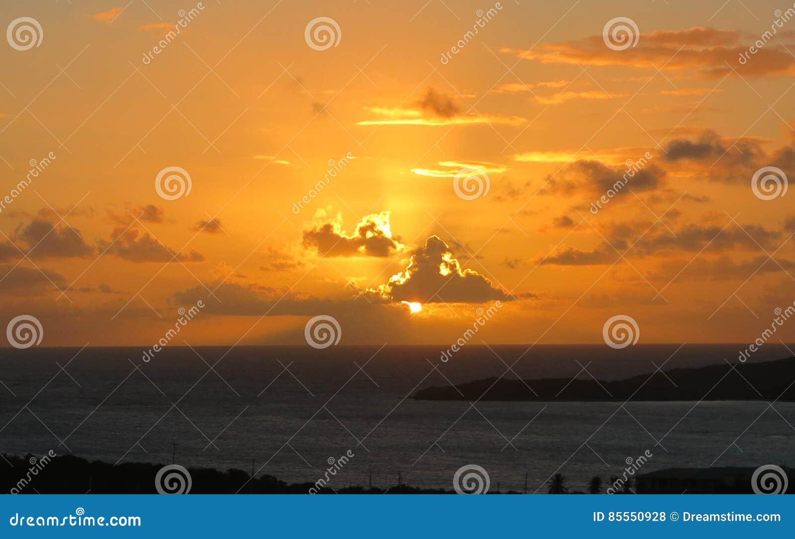 Sonnenstrahlen im Paradies