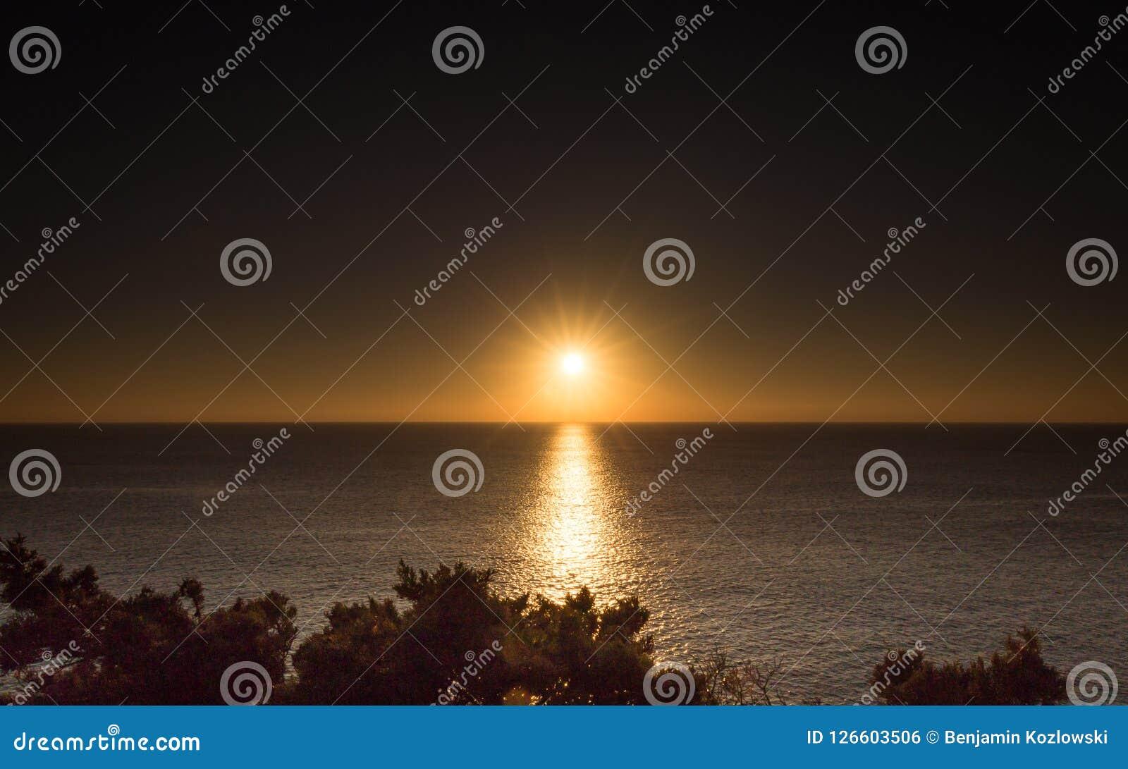 Sonnenuntergang Sonnenuntergang Algarve Costa Vicentina
