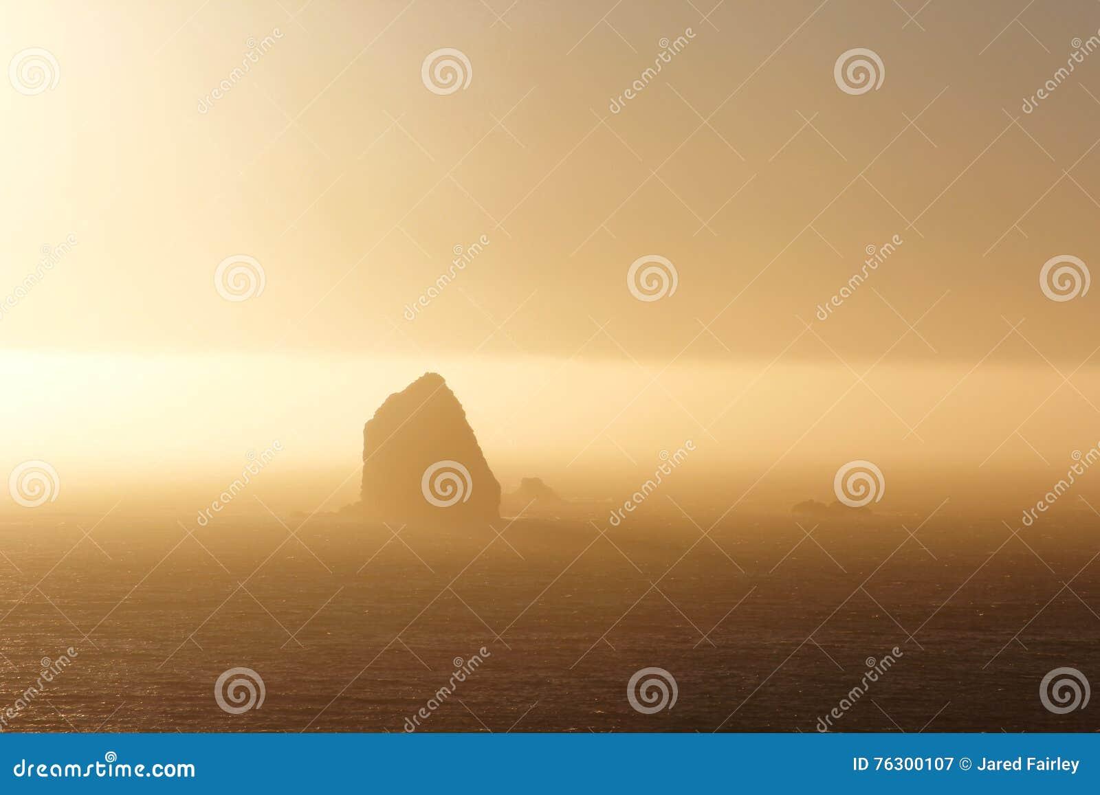 Sonnenuntergang in Oregon