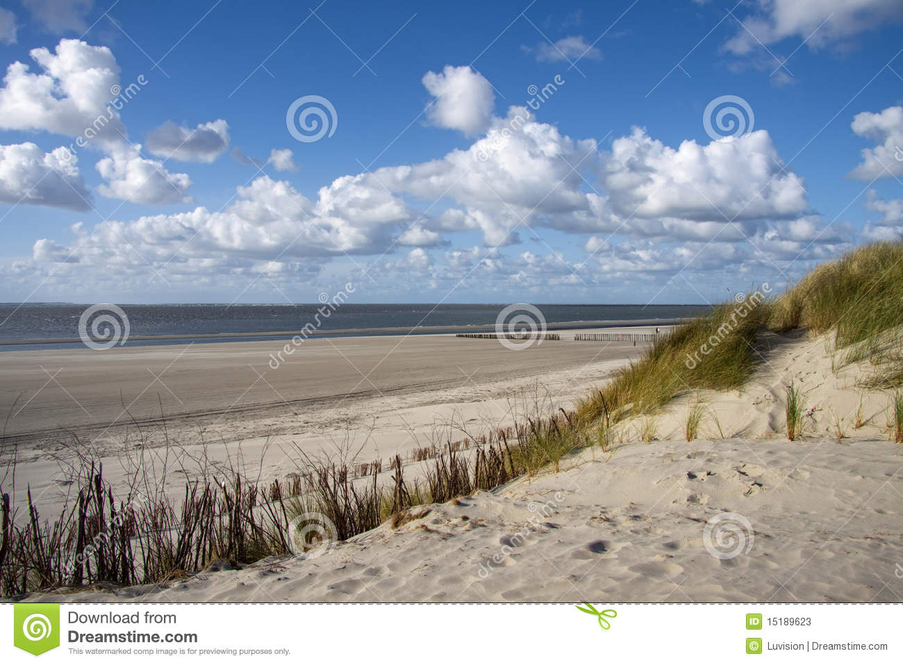 Sonniger Tag in Ostsee