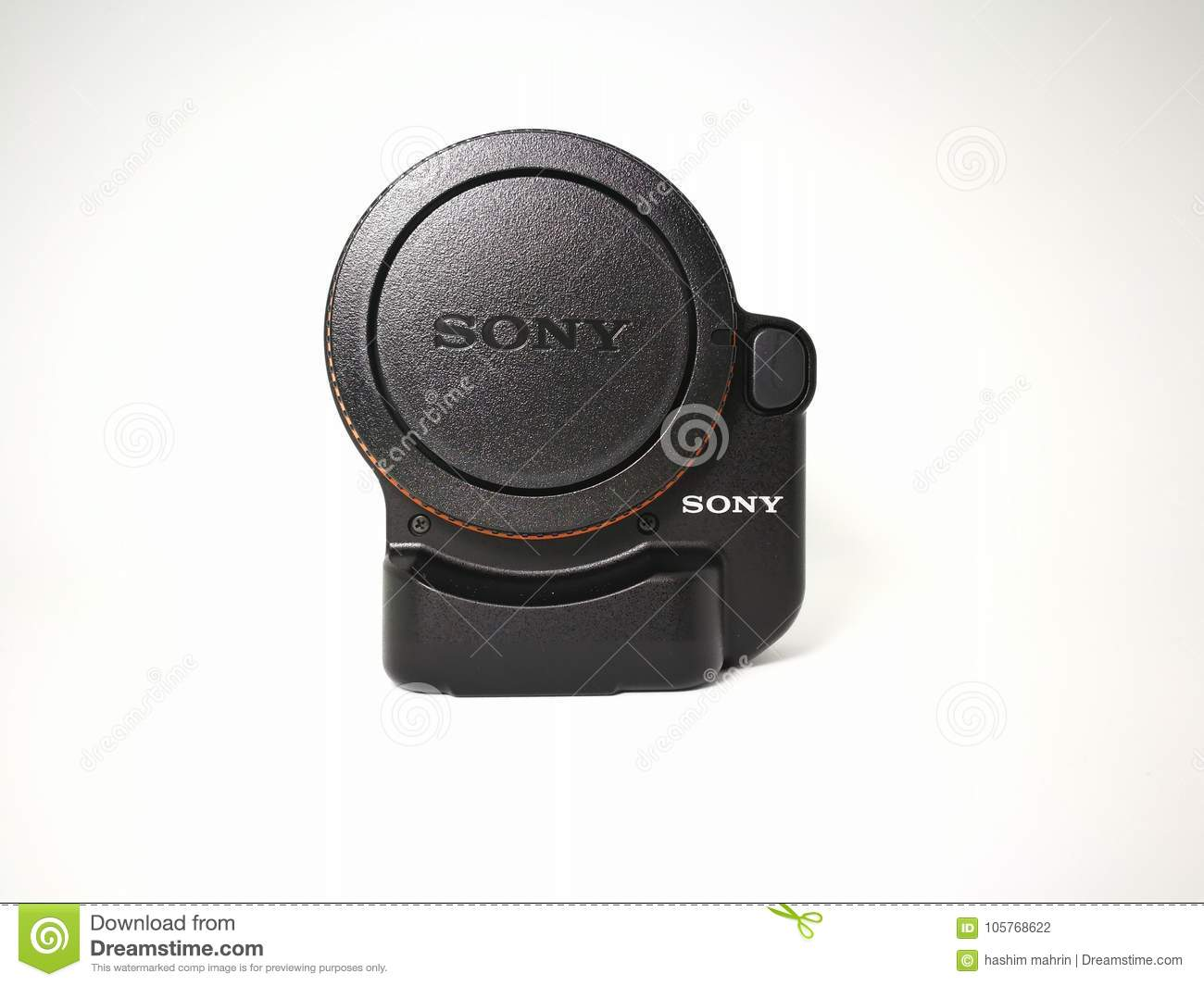 Sony Adapter Full Frame Cameras Editorial Photography - Image of ...