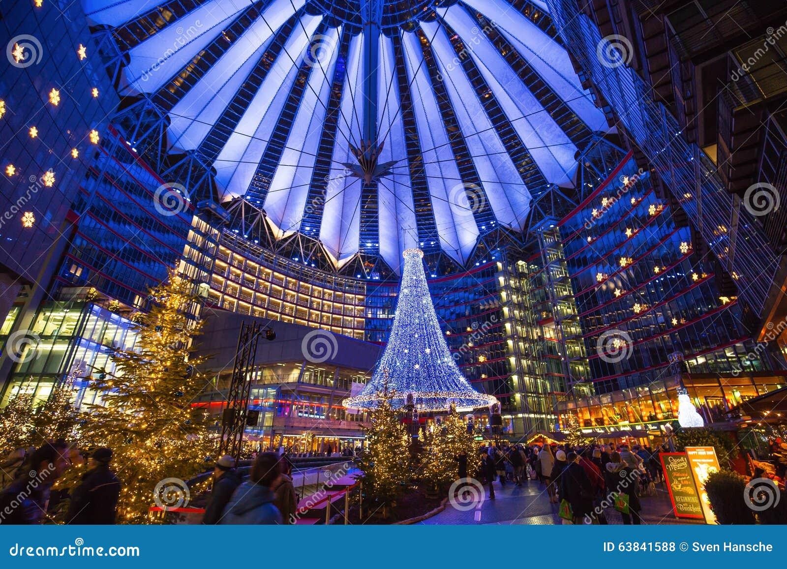 Modern Christmas Lights