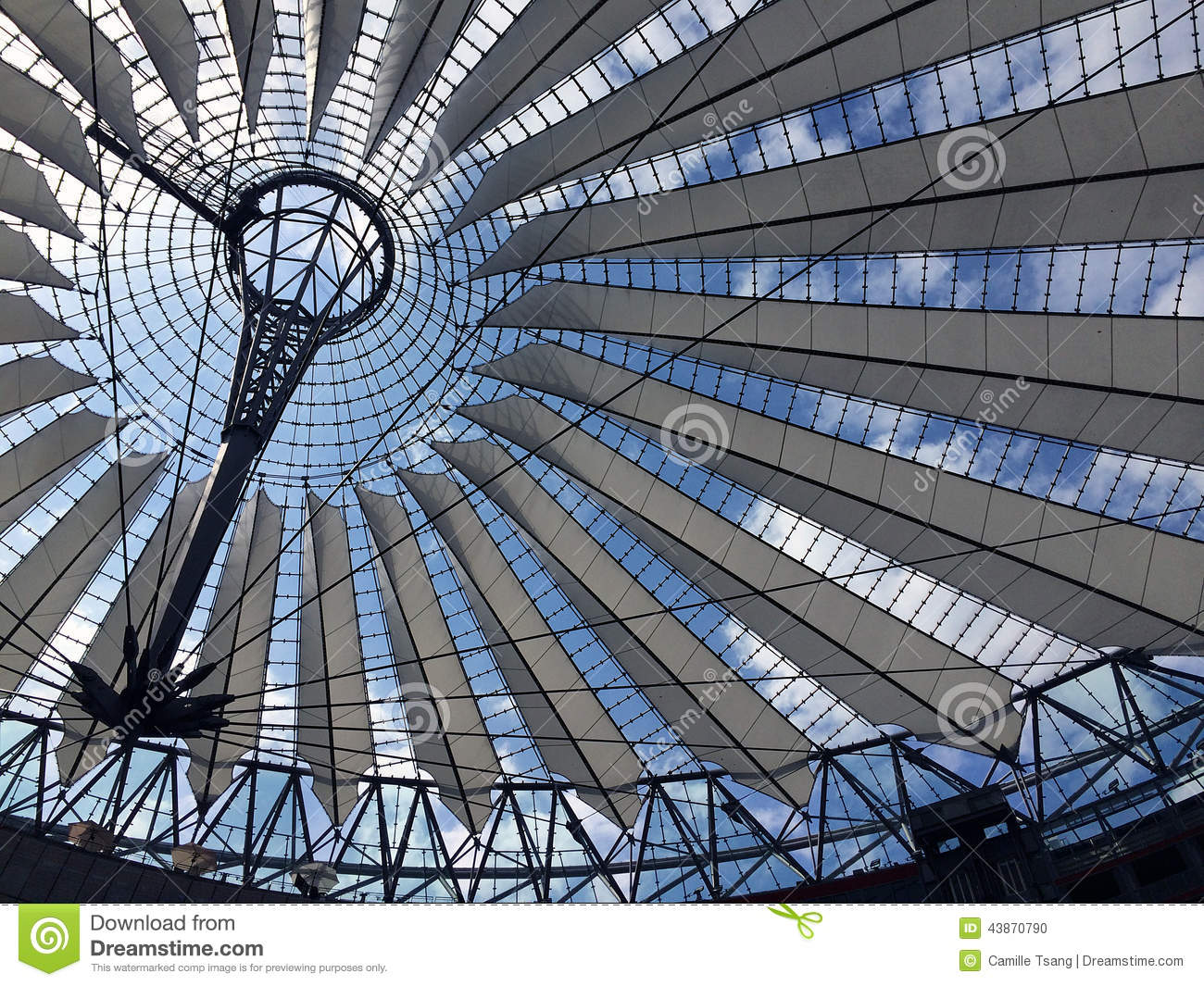 Sony Centre, Berlin, Allemagne