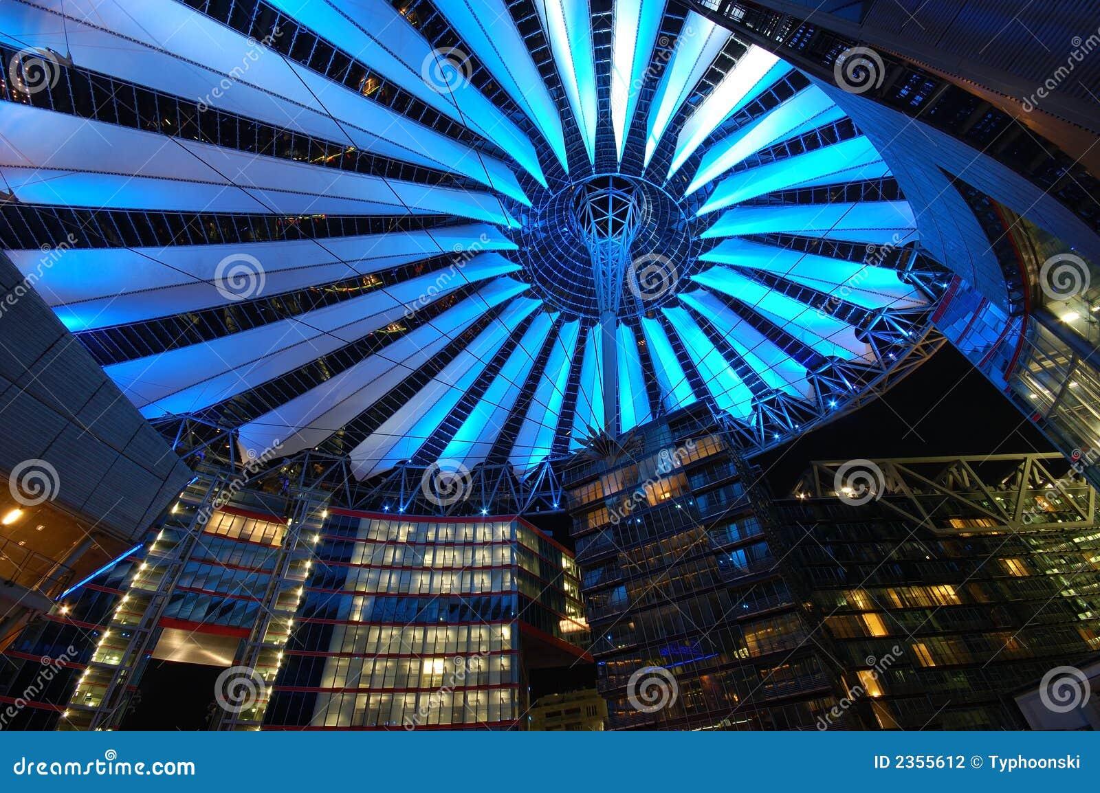 Sony-centrum in Berlijn