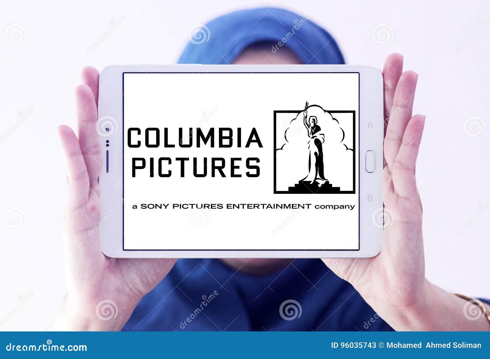 Sony Columbia obrazuje loga