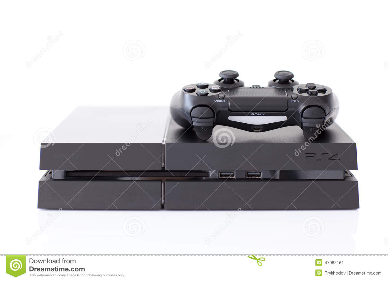 Sony PlayStation 4 gemowa konsola eighth pokolenie