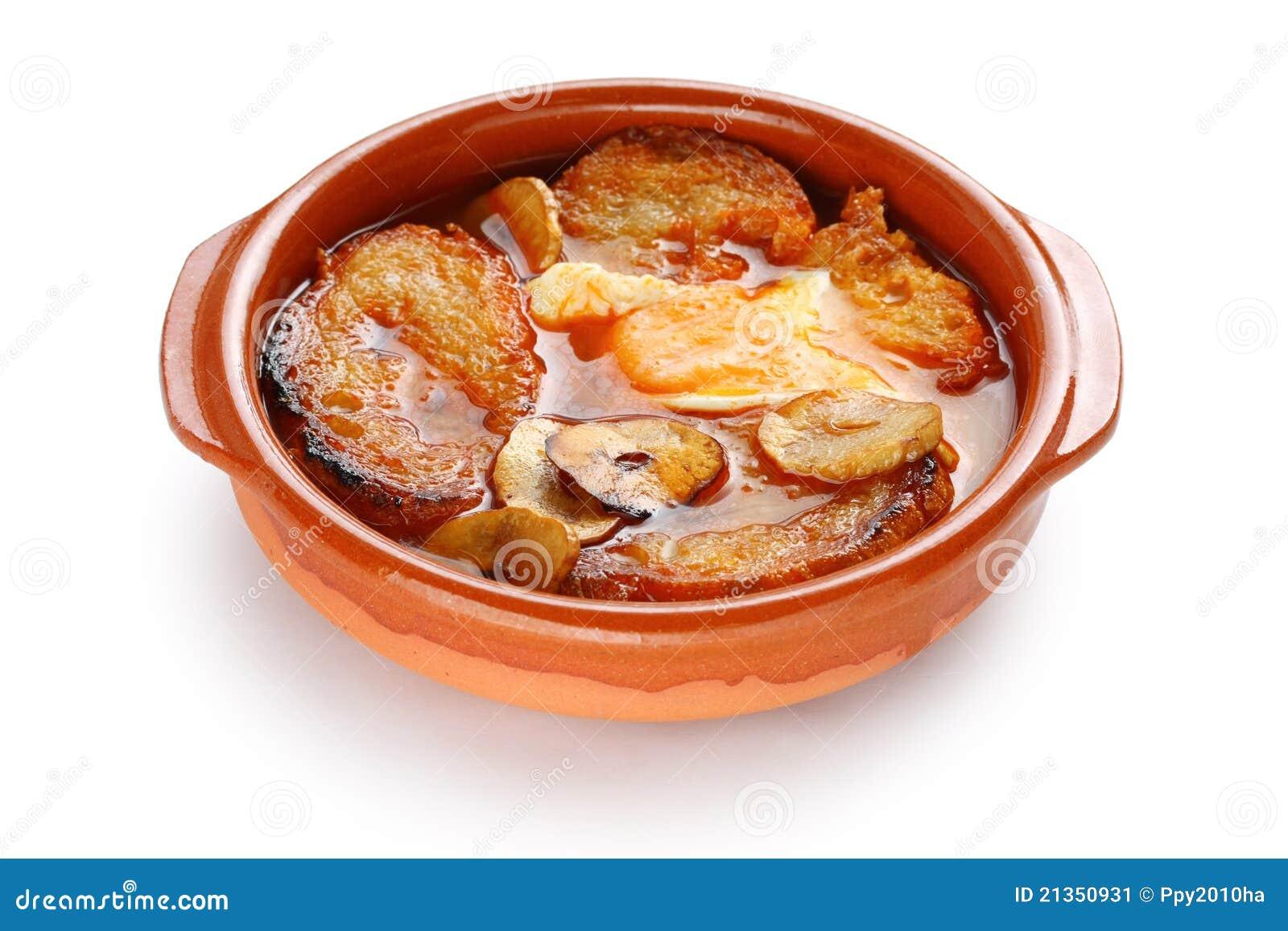 soup sopa de ajo castellana sopa de ajo garlic soup garlic soup sopa ...