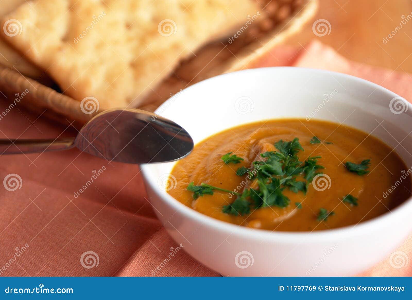 Sopa de la calabaza