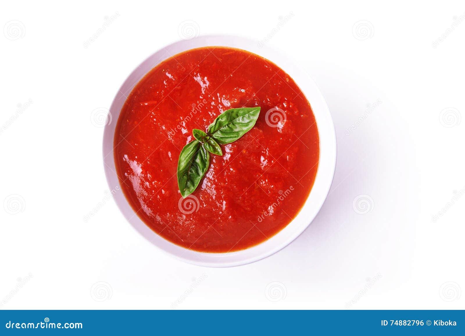 Sopa do tomate