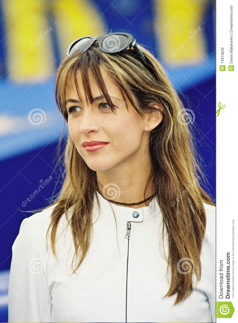 Sophie Marceau Editorial Stock Image Image 13913849