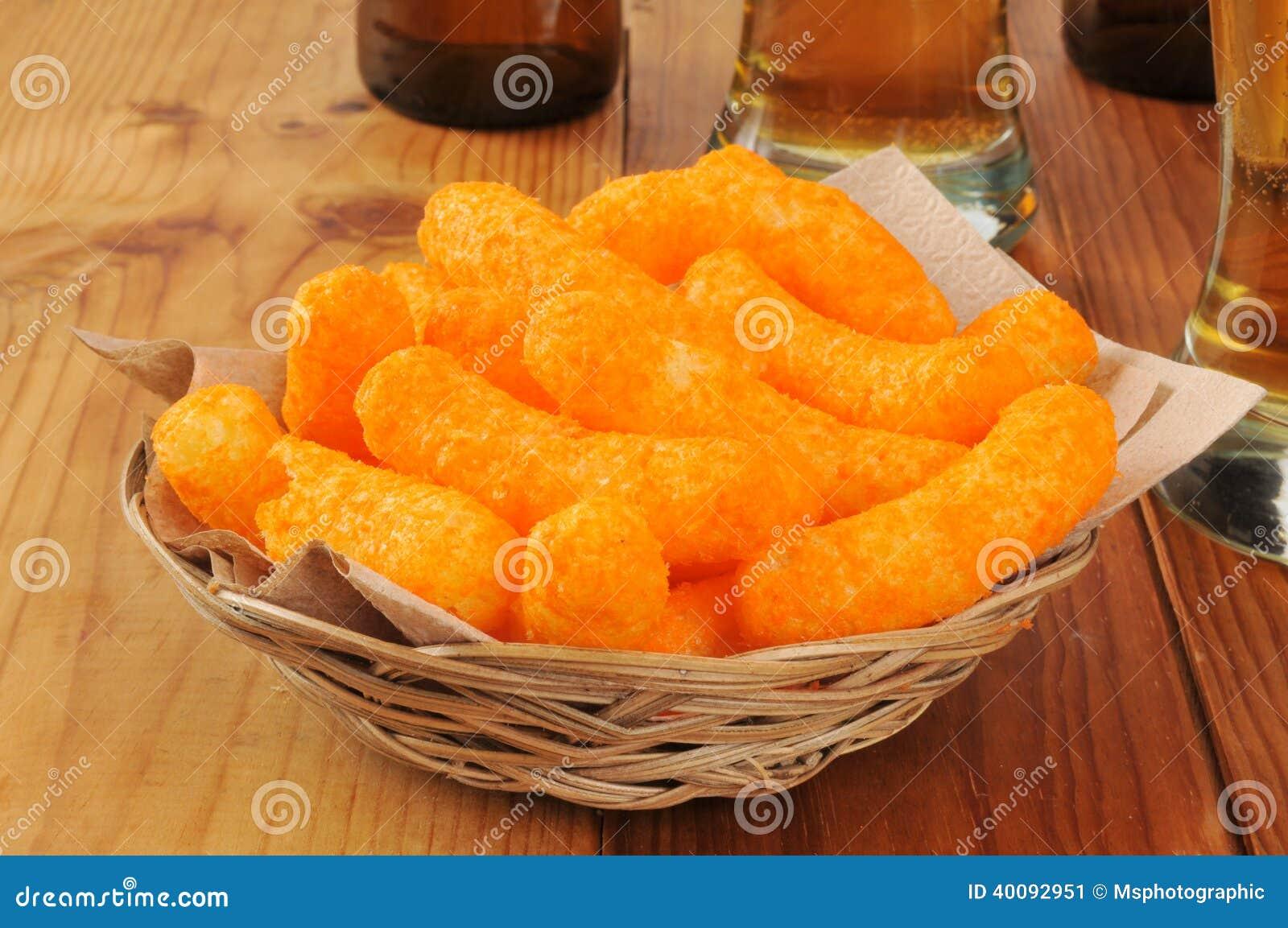 Soplos del queso