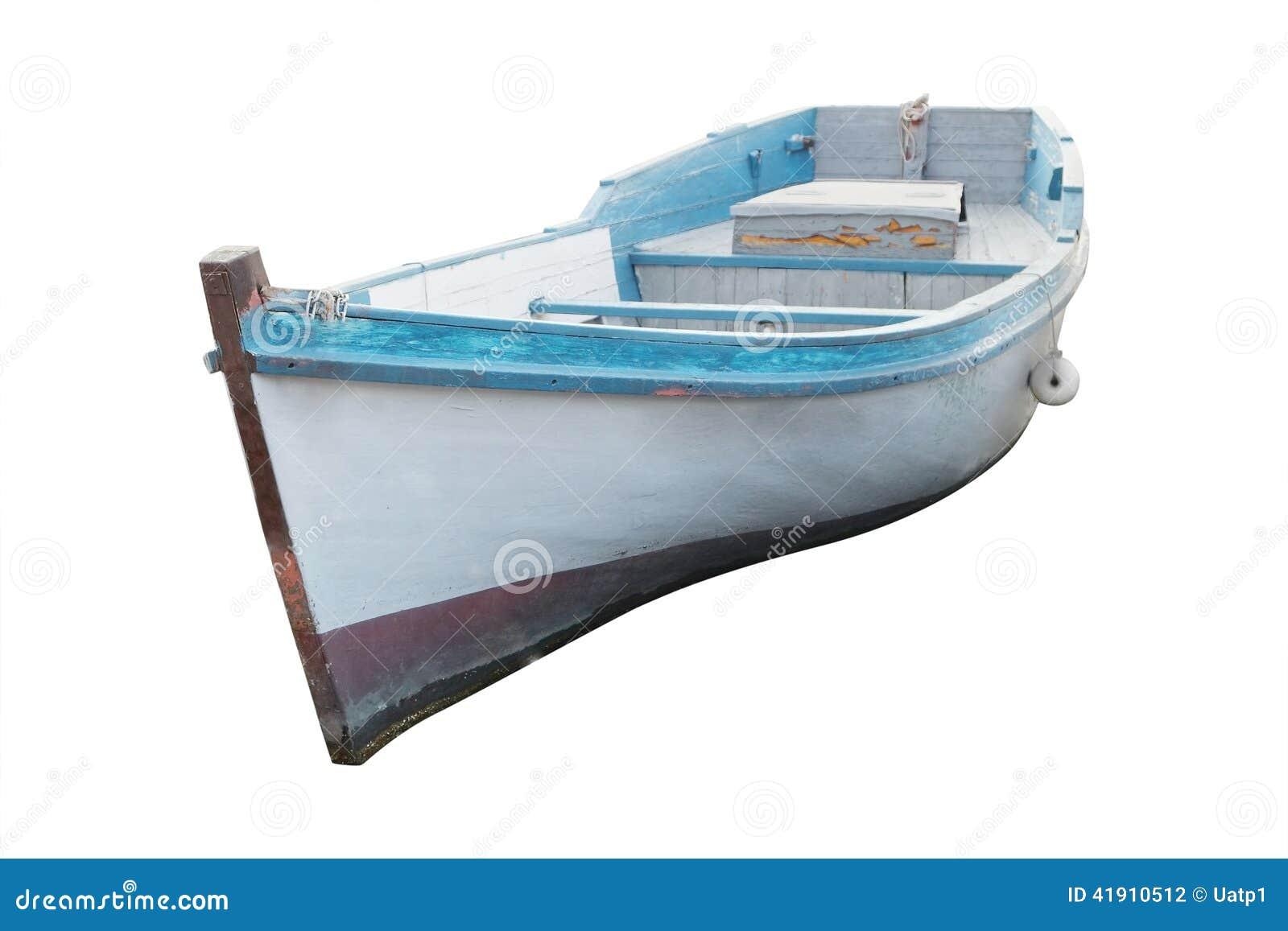 Soporte del barco de motor en una litera