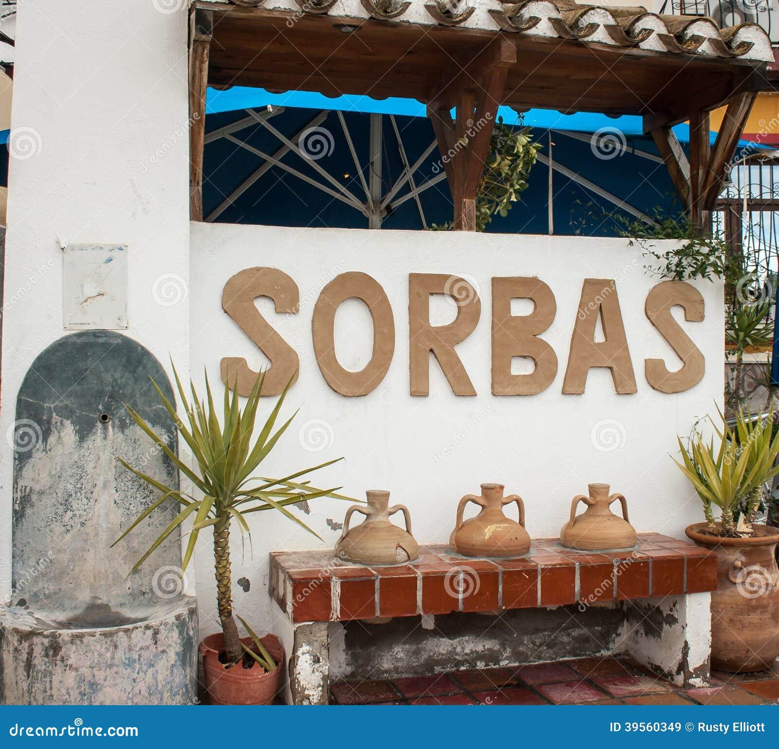 Sorbas Spanien