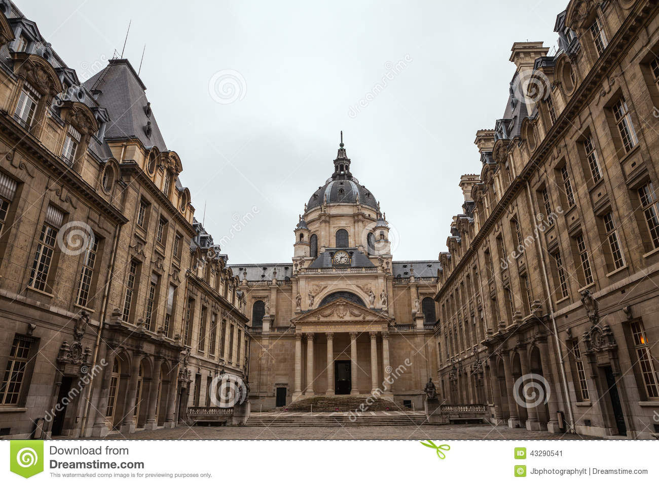 Sorbonne editorial photo image of city education for Sorbonne paris
