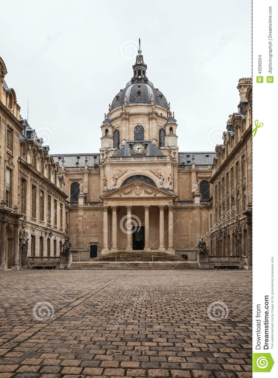 Sorbonne editorial stock image image of outdoor paris for Sorbonne paris