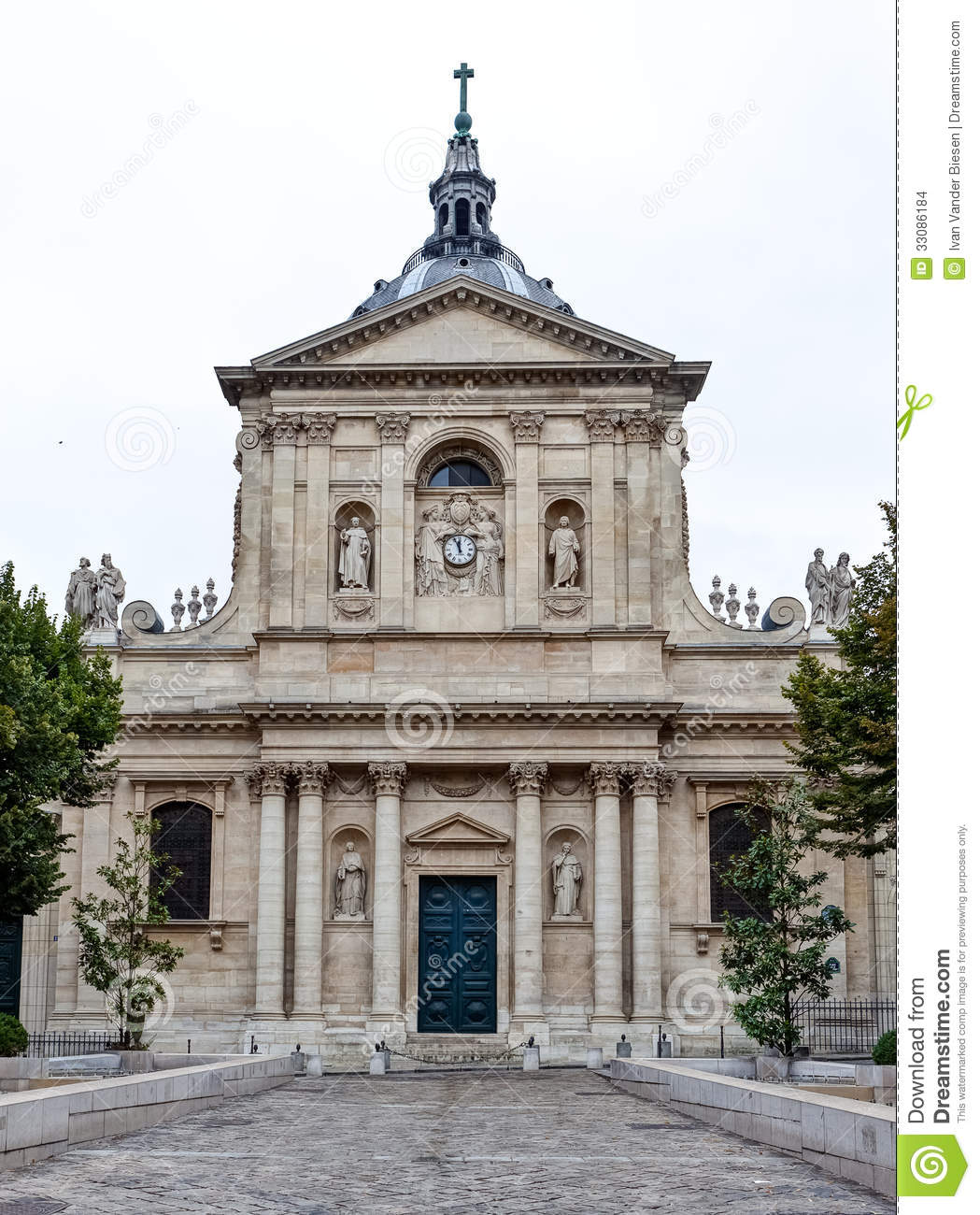 Sorbonne university paris france stock photo image of for Sorbonne paris
