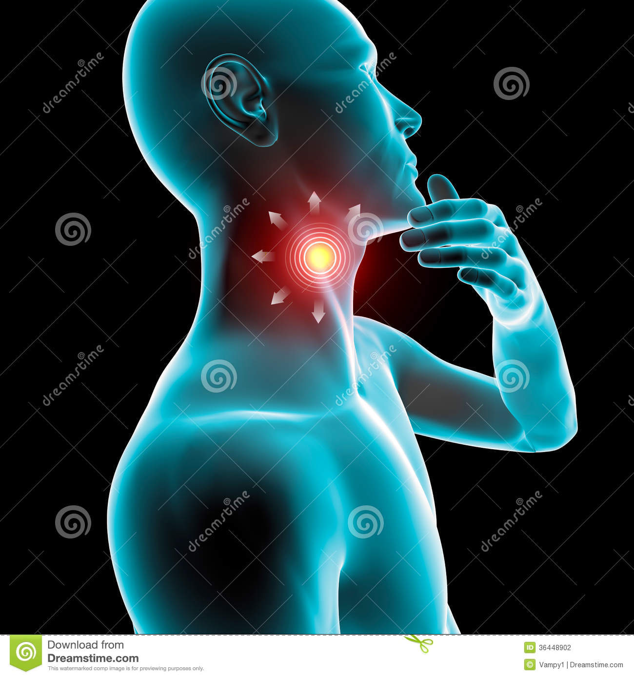Inflammation In The Throat 88