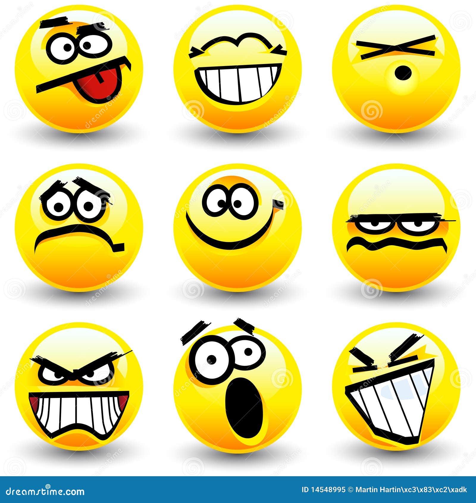 Sorrisi Illustrazioni Vettoriali E Clipart Stock 8450