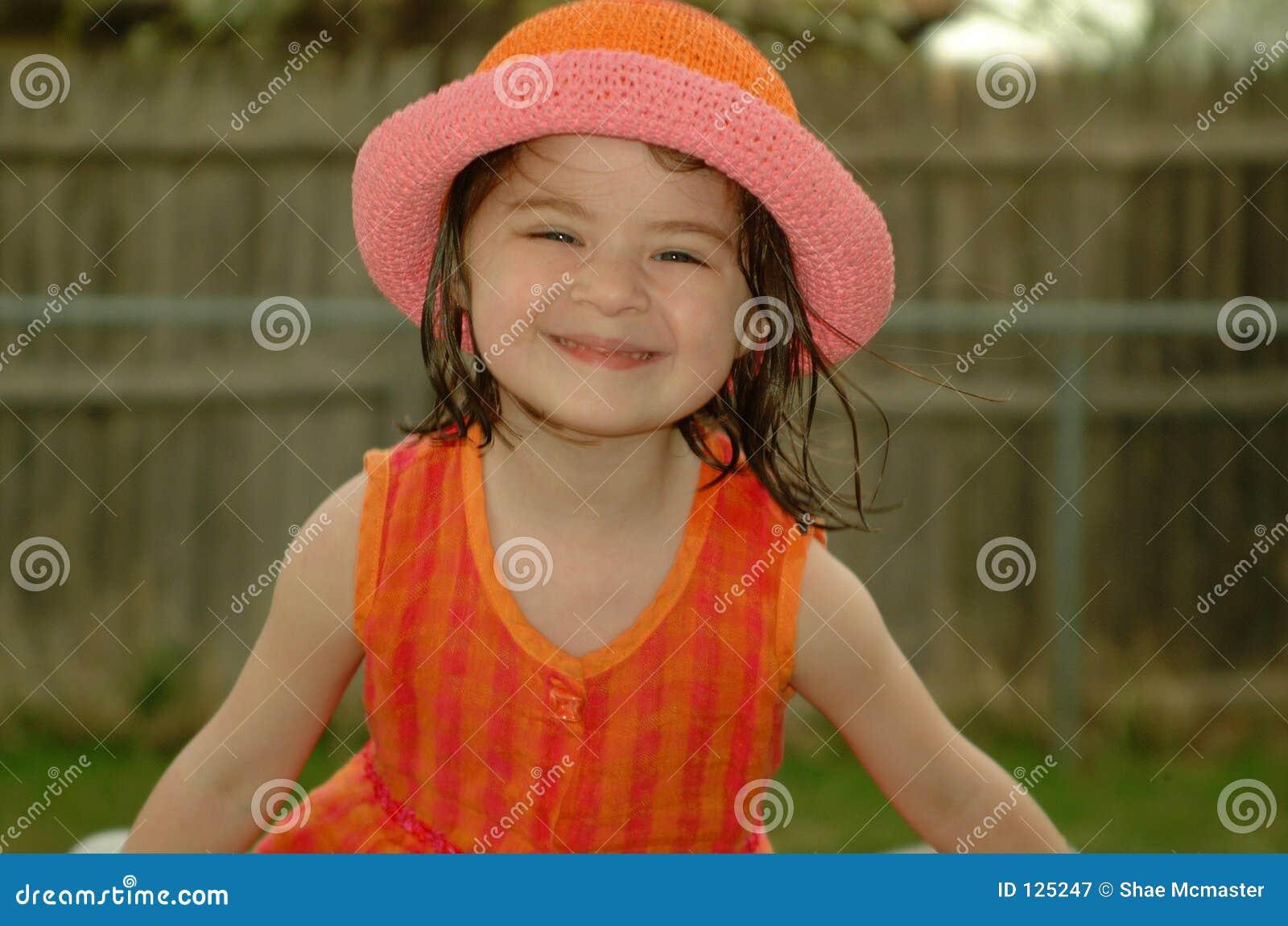 Sorriso Criança-Parvo