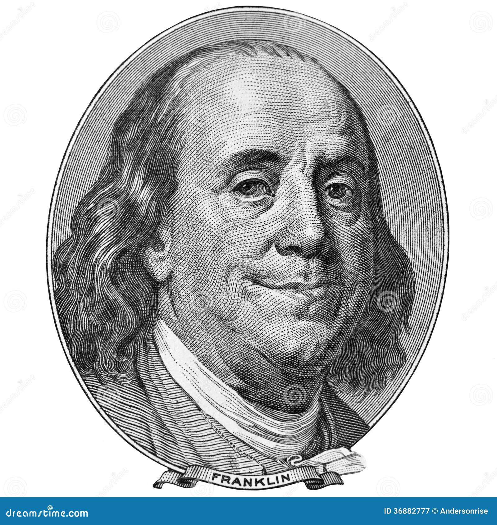 Download Sorriso Di Benjamin Franklin Immagine Stock - Immagine di backgrounds, arte: 36882777