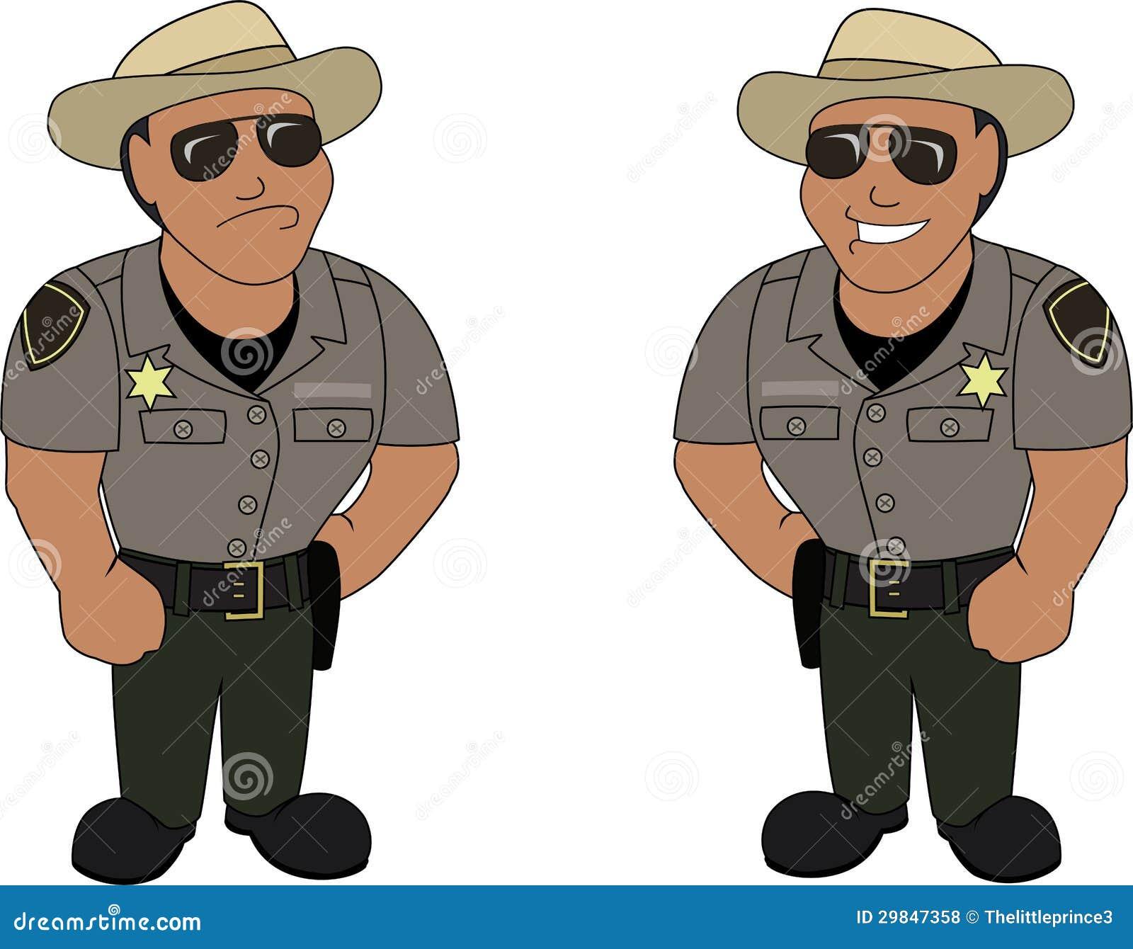 Um oficial