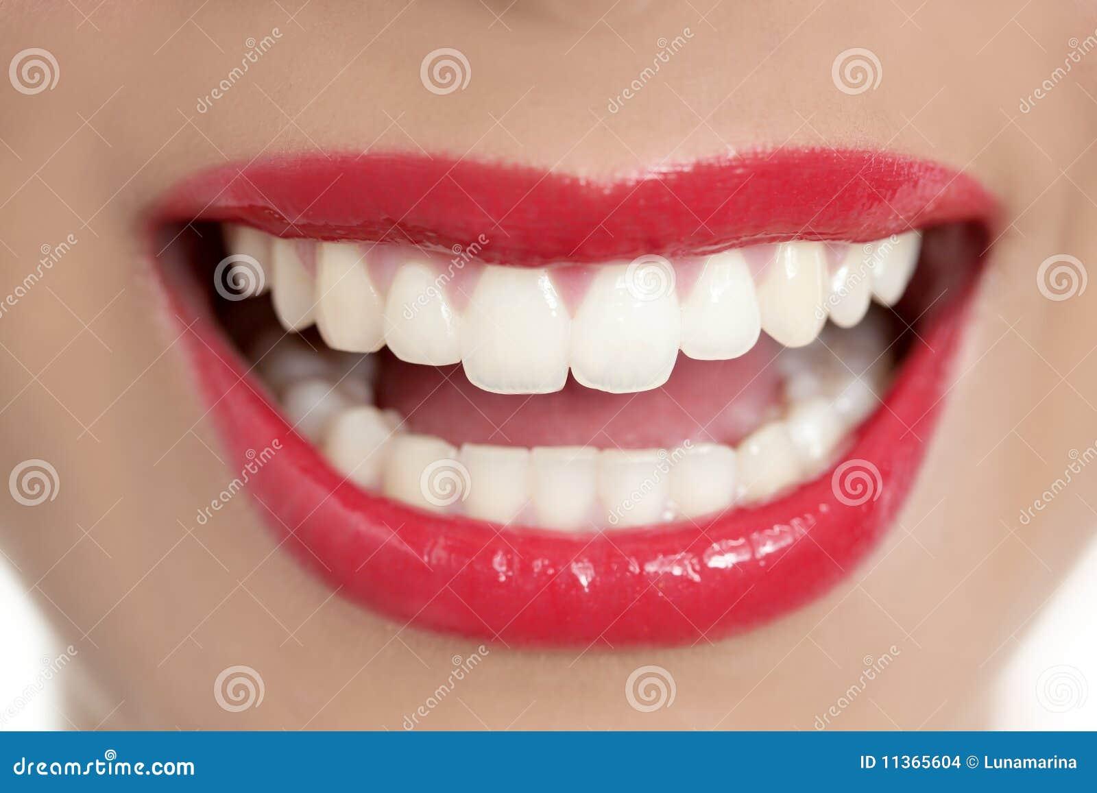 Sorriso perfetto dei denti della bella donna immagini - Immagini dei denti da colorare ...