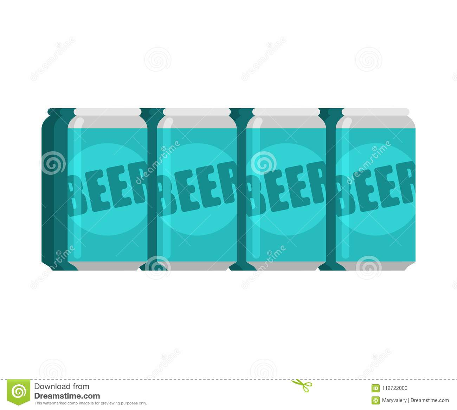 Sort de bière Boîte en aluminium de empaquetage d alcool
