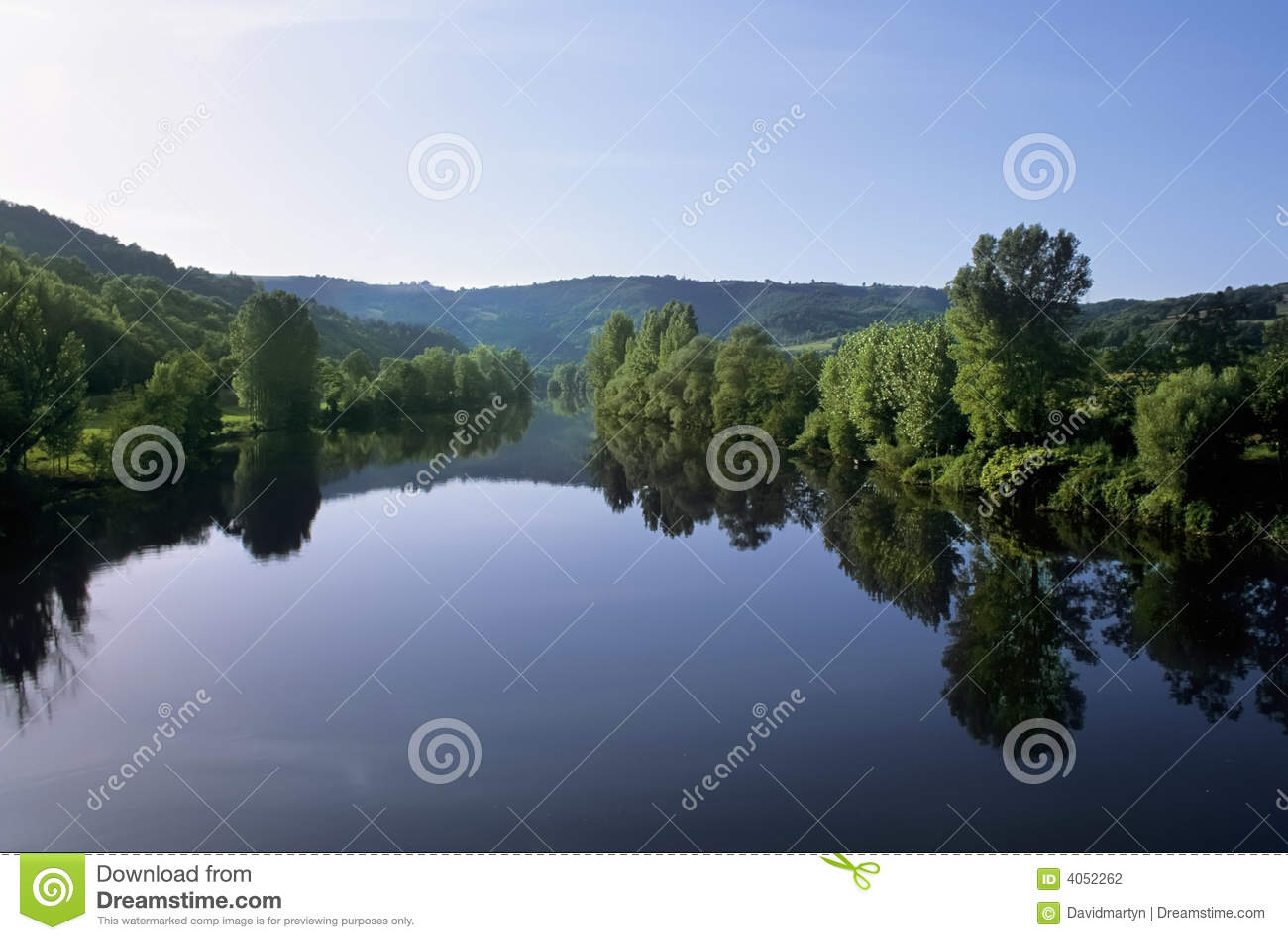 Sort de fleuve de la France Midi Pyrénées
