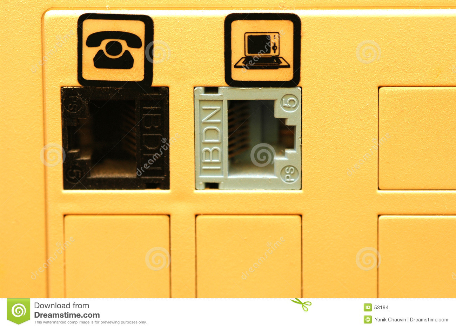 Download Sortie 1 photo stock. Image du instruction, symbole, jaune - 53194