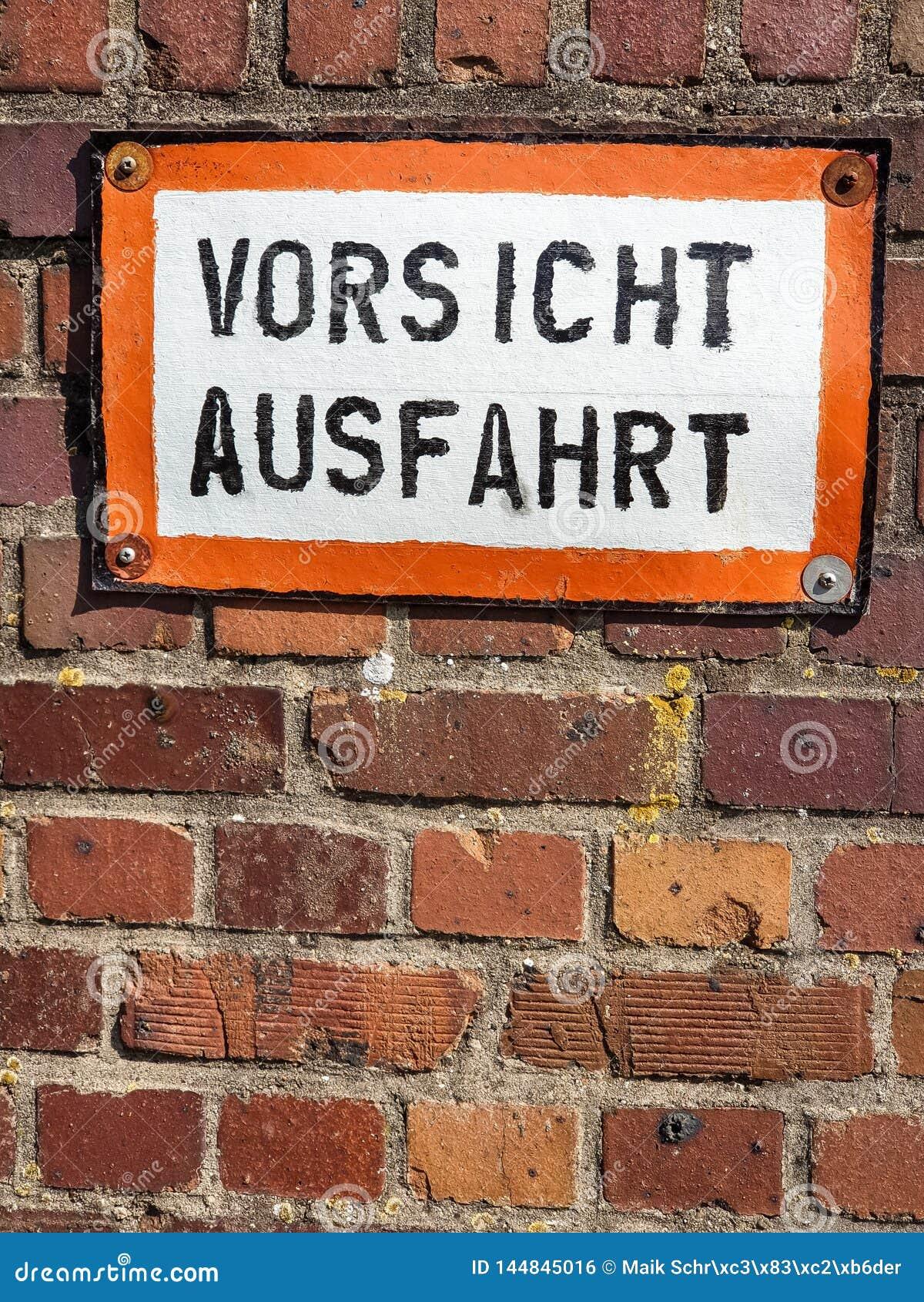 Sortie d appel allemande de bouclier
