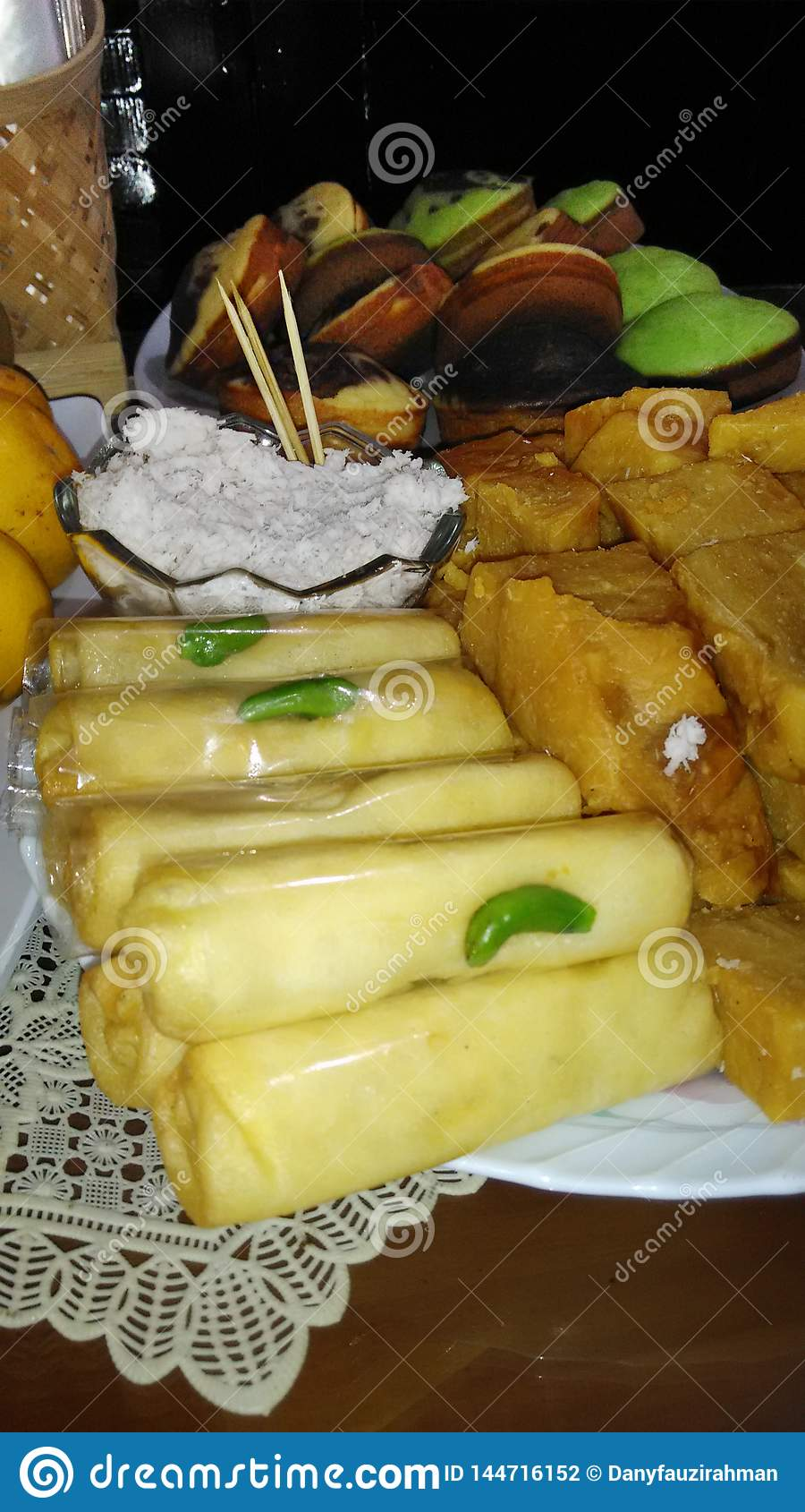 Sosis solo tradycyjny indonezyjski jedzenie