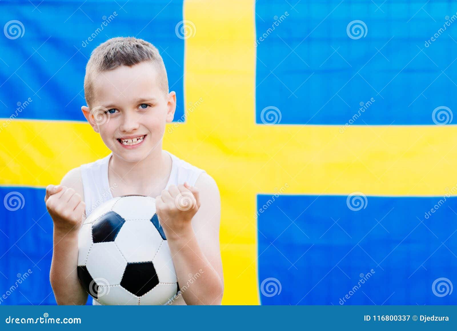 Sostenitore nazionale della squadra di football americano della Svezia