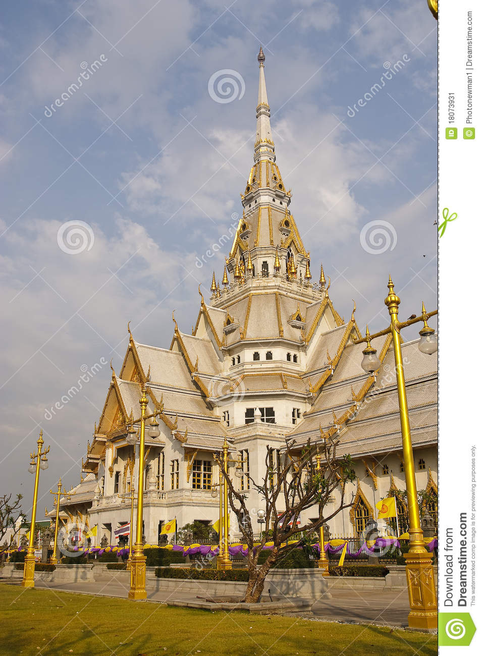Chachoengsao Thailand  City new picture : sothon worawihan temple chachoengsao thailand 18073931