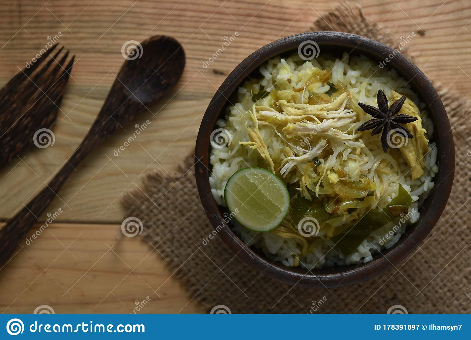 Indonesia Traditional Food Soto