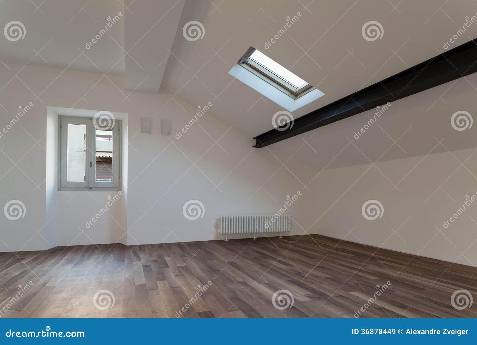 Download Sottotetto Piacevole Interno Immagine Stock - Immagine di parete, nessuno: 36878449