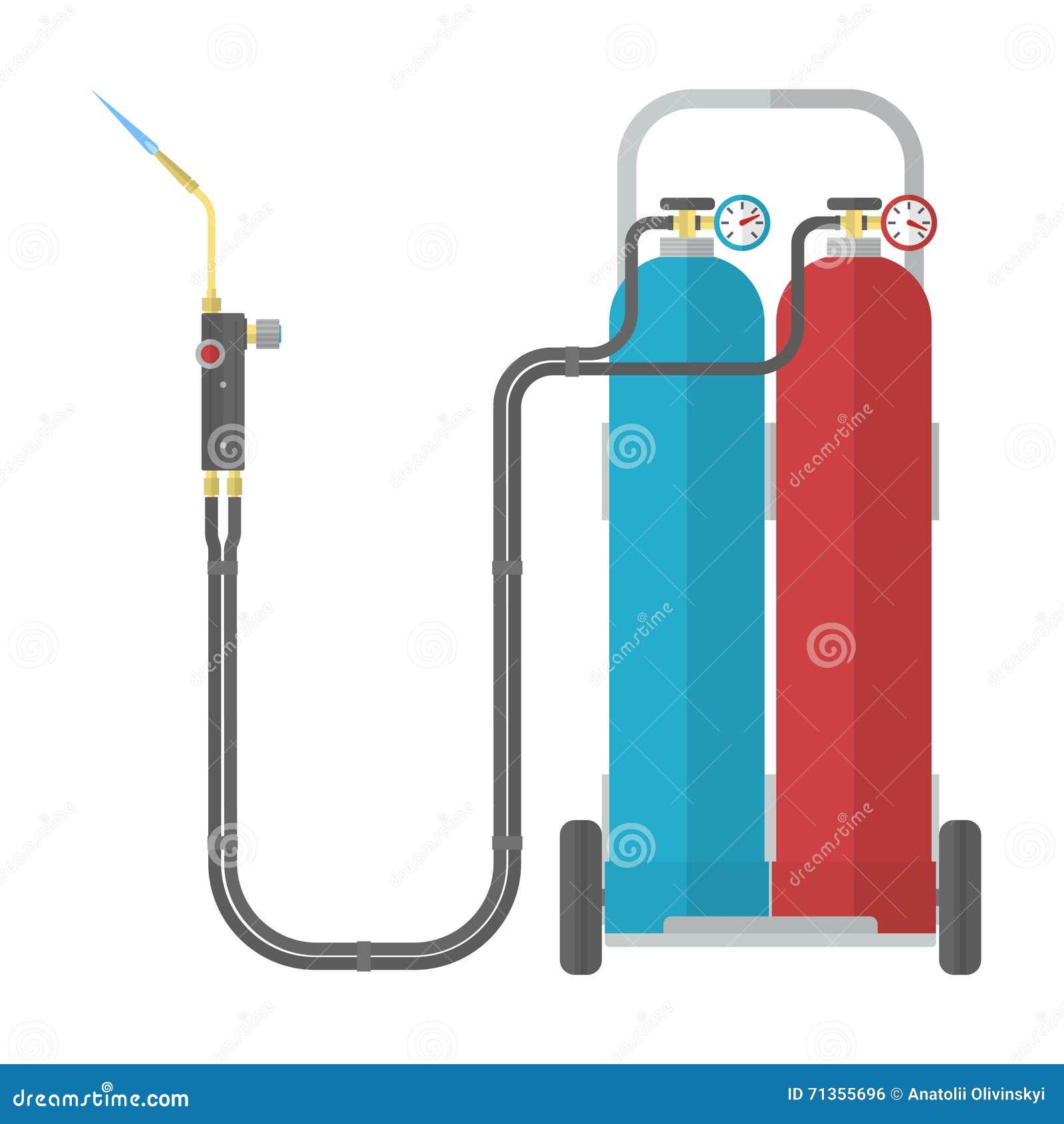 Soudure de carburant d Oxy