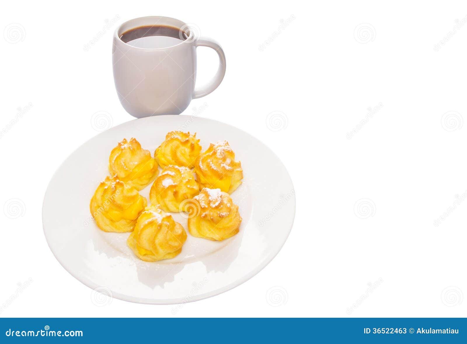 Souffle crème et café faits maison V