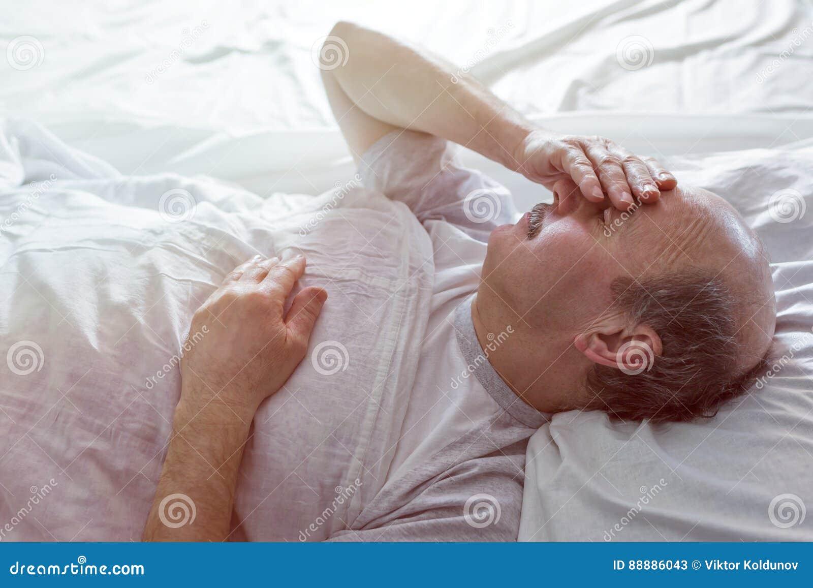 Souffrez de l insomnie