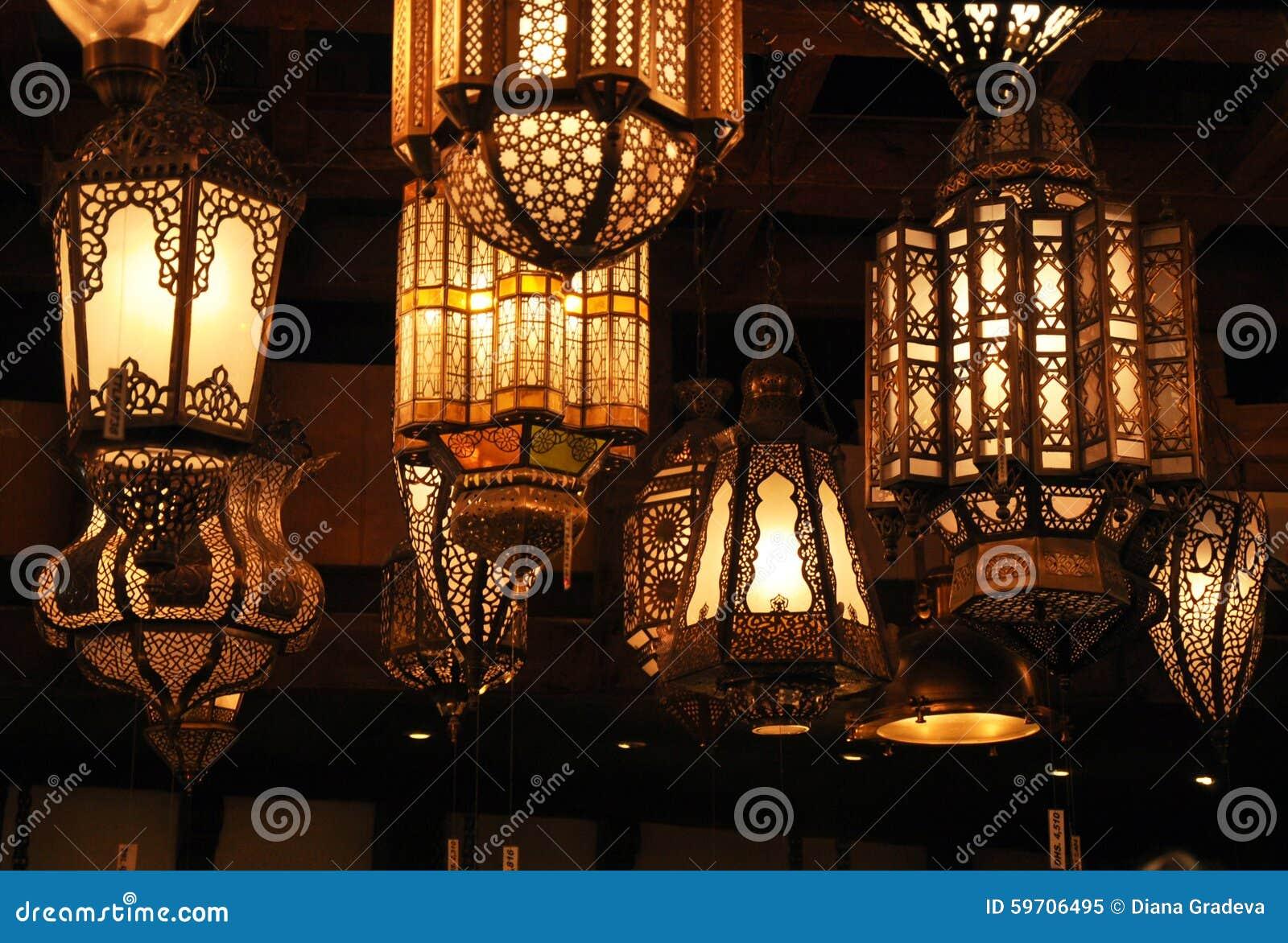 Souk In Abu Dhabi, UAE stock image  Image of light, vacation - 59706495