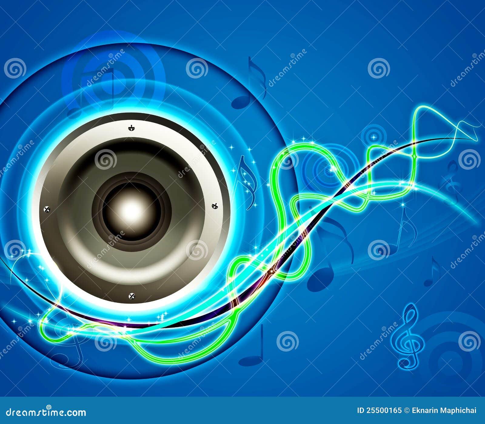 sound system design background royalty free stock photo image 25500165. Black Bedroom Furniture Sets. Home Design Ideas